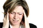 Treat your migraine with medication before it rives or during the attack.