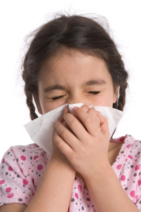 Vaccinate your children and loved ones to prevent the symptoms of influenza.