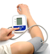 Treat high blood pressure by implementing lifestyle changes and taking high blood pressure medication to supplement the lifestyle change.