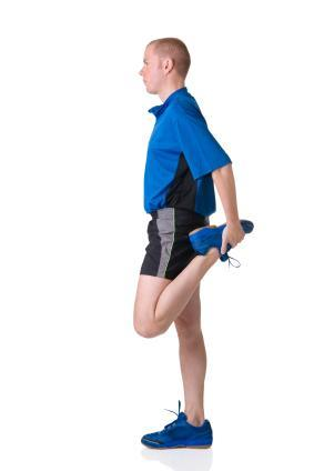 Stretch to avoid Muscle Cramps